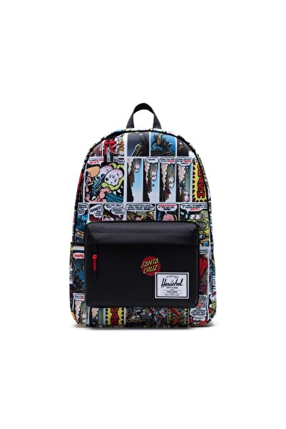 Herschel Supply Co. Renkli Sırt Çantası Classic X-large Porkchop Hill/Black