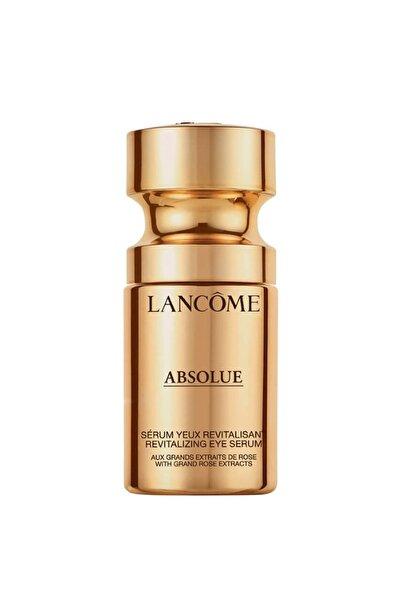 Lancome Absolue Yeux Cilt Yenilemeye Yardımcı Göz Bakım Serumu 15 ml 3614272284593