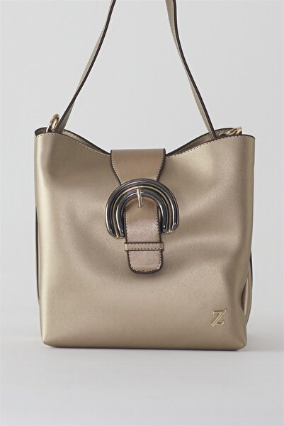 Zühre Çanta Altın Z0222