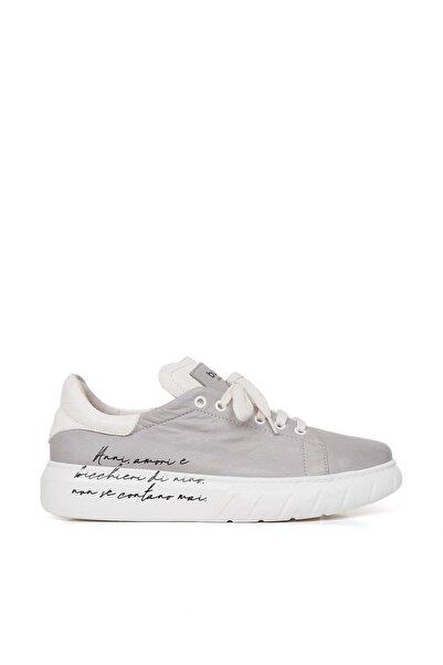 BUENO Shoes Erkek Gri Spor 20mr4804