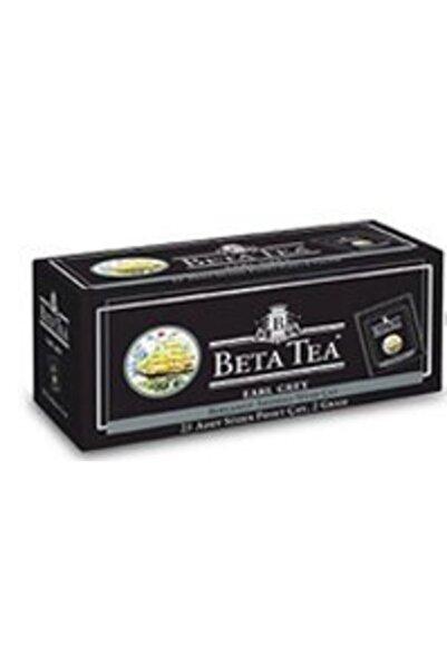 Beta Tea Earl Grey Bergamot - Tomurcuk Çayı Bardak Poşet 25x2 gr