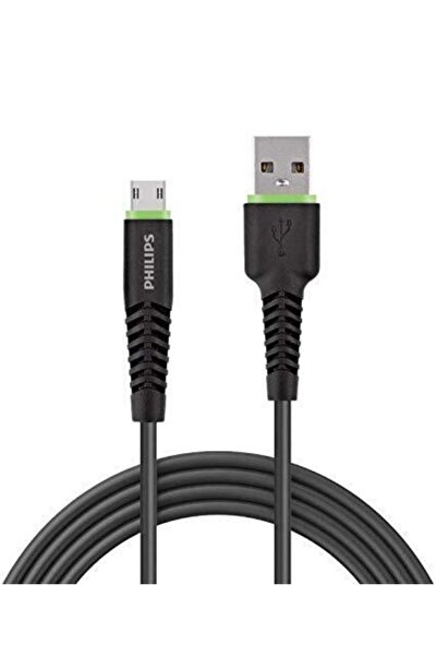Philips Micro Usb Hızlı Şarj Kablosu