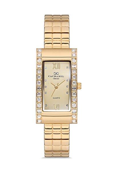 Cacharel Kadın Altın Classic Kol Saati
