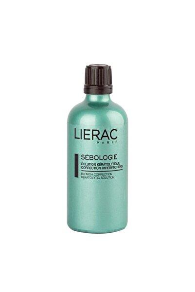 Lierac Sebologie Keratolytic Solution Bakım 100 ml