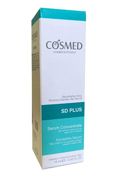 COSMED Sd Plus Konsantre Serum 15 ml