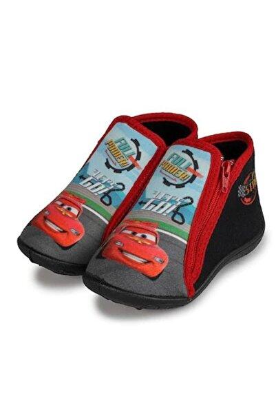 Hakan Çanta Arabalar 92311p Çocuk Panduf Ev Okul Kreş Ayakkabısı