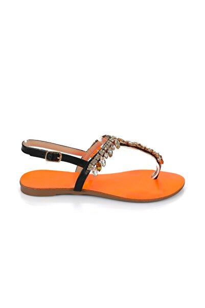 Oblavion Rio Orby Taşlı Sandalet
