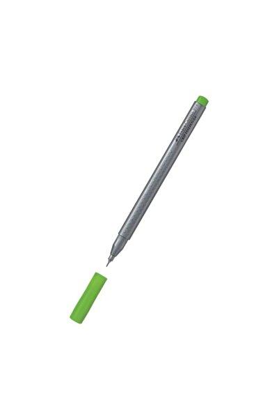 Faber Castell Çim Yeşili  Grıp Finepen 0,4Mm 151666