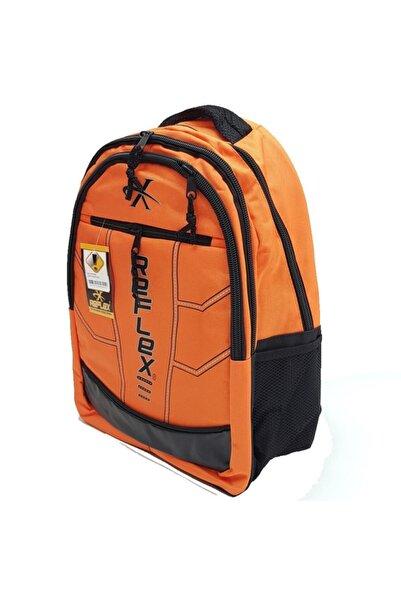 Reflex Okul Sırt Çantası -turuncu