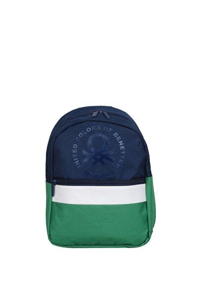 United Colors of Benetton Unisex Benetton Iki Bölmeli Anaokul Çantası 70093