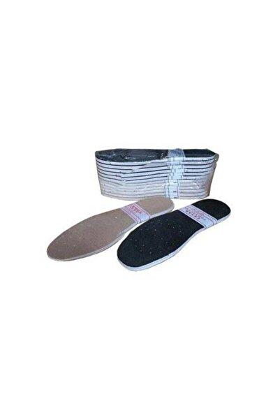 Kumaş Kaplı Eva Ayakkabı Iç Tabanı 1 Çift