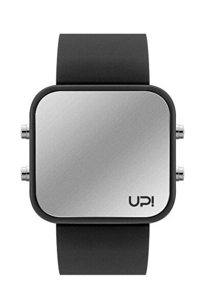 Up! Watch Unisex Kol Saati 2upws2018515 Led Black And Black Strap