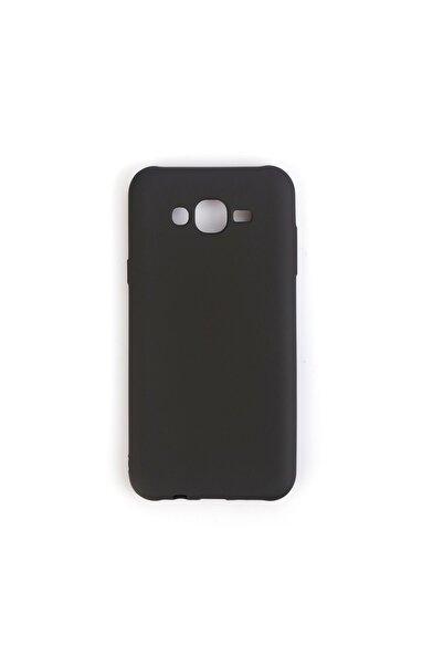 Vision Samsung Galaxy J7 Core Kılıf Premium Silikon Siyah