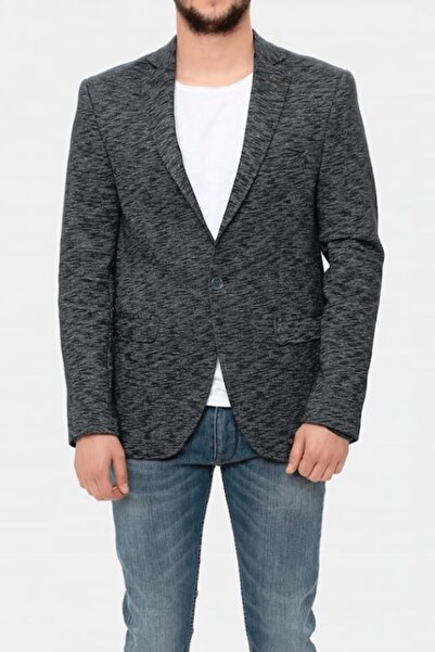 Cazador 1132 Erkek Blazer Ceket Siyah