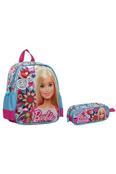 Frocx Barbie Anaokulu Çantası Seti 5026