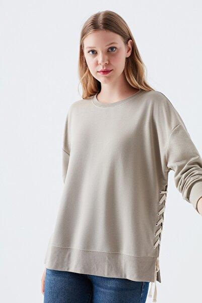 Mavi Kadın Haki Sweatshirt 167283-32605