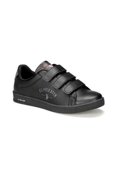 Assn. Singer 9pr Siyah Kadın Sneaker Ayakkabı