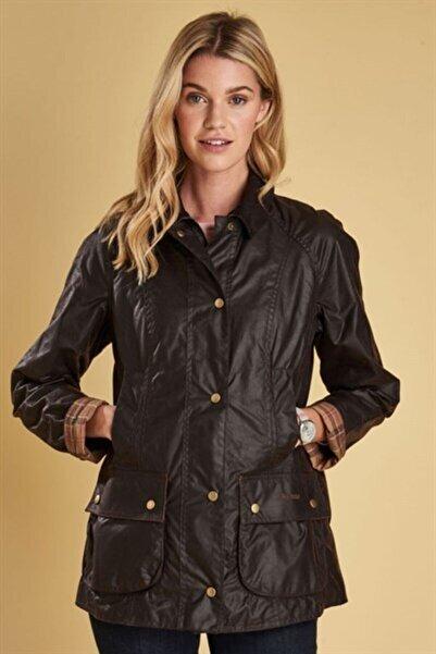 Barbour Kadın Koyu Kahverengi Ceket