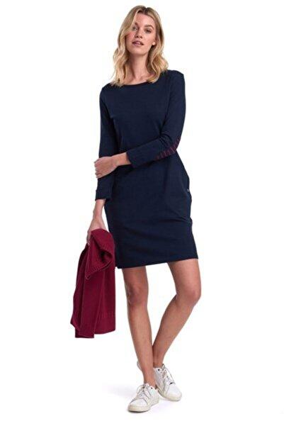 Barbour Navy Coastal Dress  Ny73