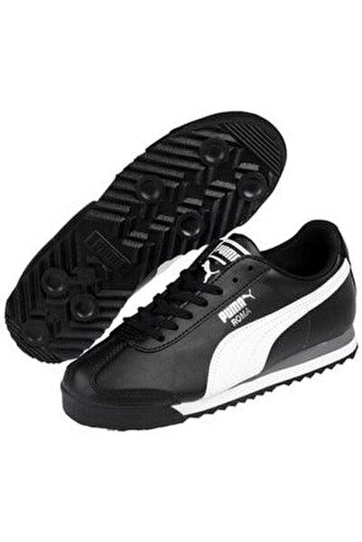 Roma Basic Jr white-light gray Çocuk Spor Ayakkabı