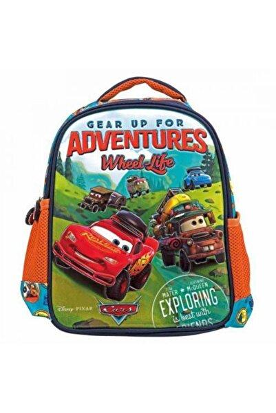 Otto Erkek Çocuk Kırmızı Cars Okul Çantası