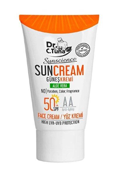 Farmasi Dr.c.tuna Sun Scıence Yüz Kremi 50+ Spf 50 ml