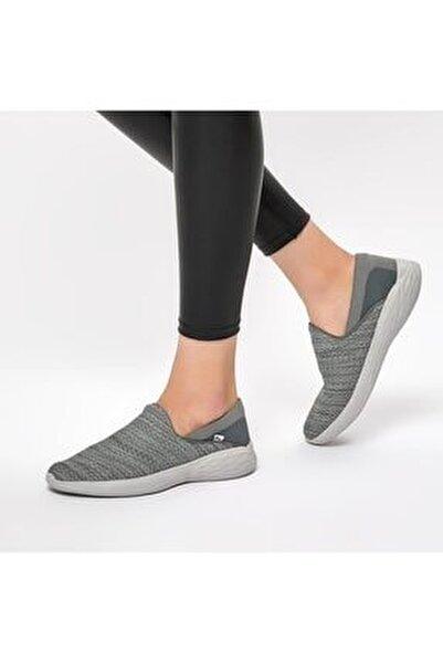 Audra Açık Gri kadın Sneaker Ayakkabı