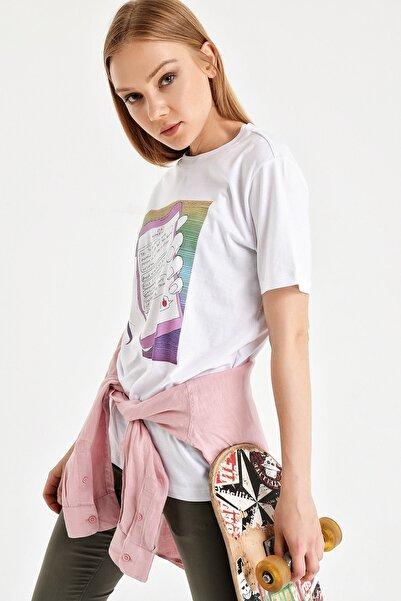 Armani Exchange Kadın T-shirt