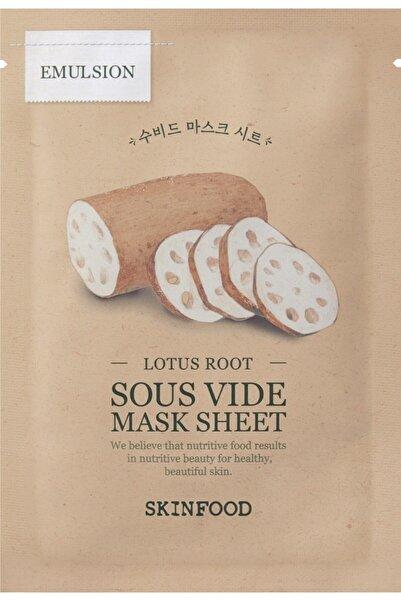 Skinfood Lotus Root Sous Vide Mask Sheet