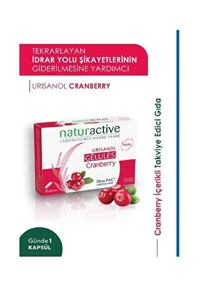 Naturactive Urisanol Cranberry ( Turna Yemişi ) İçerikli Takviye Edici Kapsül 36 mg 30 Kapsül