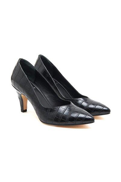 Desa Kadın Siyah Klasik Ayakkabı
