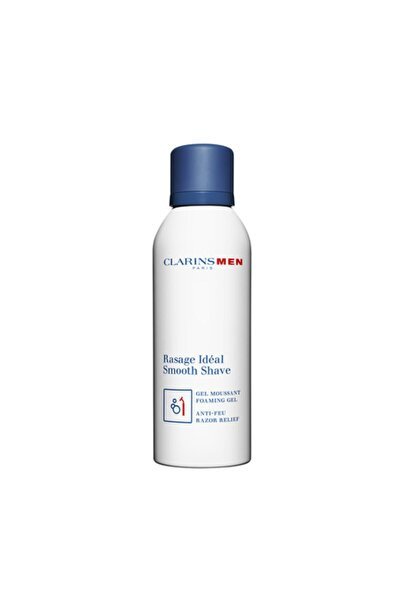 Clarins Men Smooth Shave Foaming Gel 150 Ml Tıraş Köpüğü