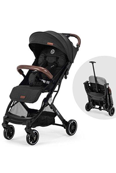 Elele Siyah Jet Kabin Tipi Bebek Arabası