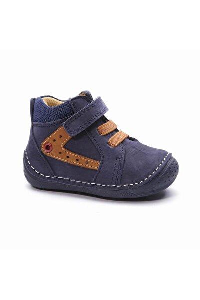 Sanbe Erkek Bebek Lacivert İlk Adım ayakkabısı