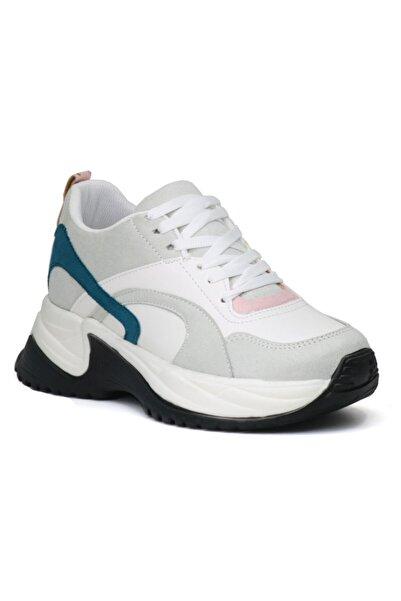 Pierre Cardin 30230 Yüksek Taban Kadın Spor Ayakkabı