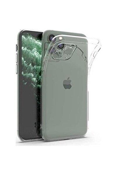 Baseus Trendyol Iphone 11 Pro Kamera Korumalı Tıpalı Kalın Şeffaf Kılıf
