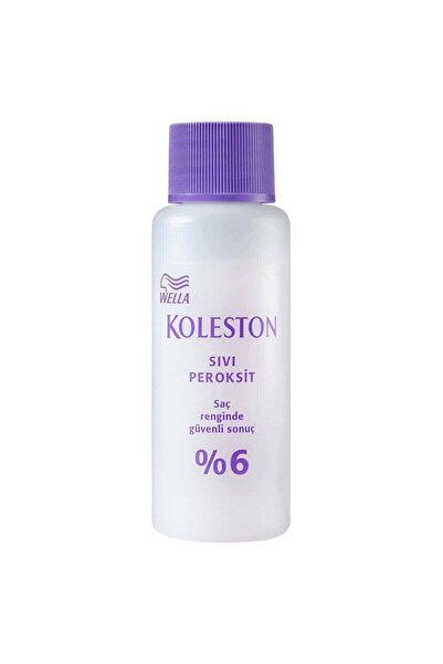 Koleston Sıvı Peroksit % 6