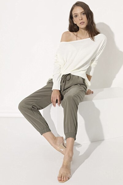 Arma Life Kadın Haki Tensel Pantolon
