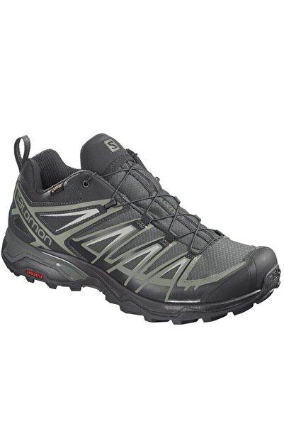 Salomon Erkek Gri X Ultra 3 Gtx Outdoor Ayakkabı L41168400