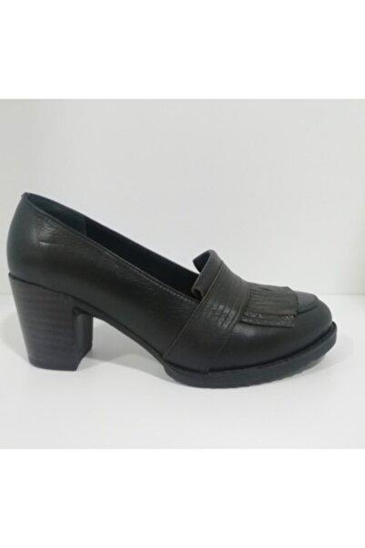 Sedef Kadın Siyah Ayakkabı