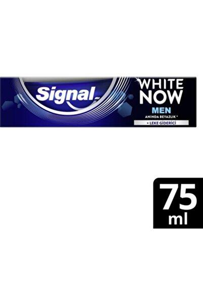 Signal White Now Men Diş Macunu 75 ml