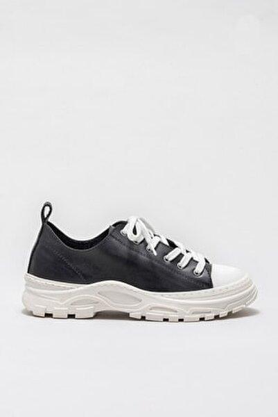 Kadın Kıere Sıyah Sneaker 20KAD310