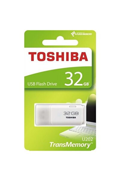 Toshiba Toshıba 32gb Usb 2.0 Flash Blk Usb 32gb Tshb 2.0-