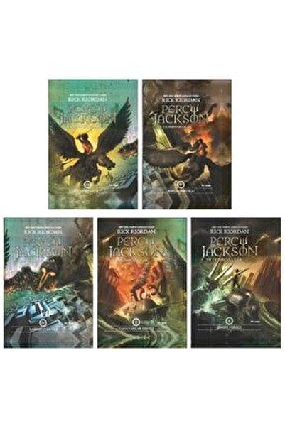 Percy Jackson Ve Olimposlular Serisi .. 5 Kitap