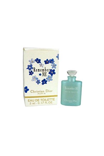Christian Dior Remember Me Edt 5 Ml Kadın Parfümü