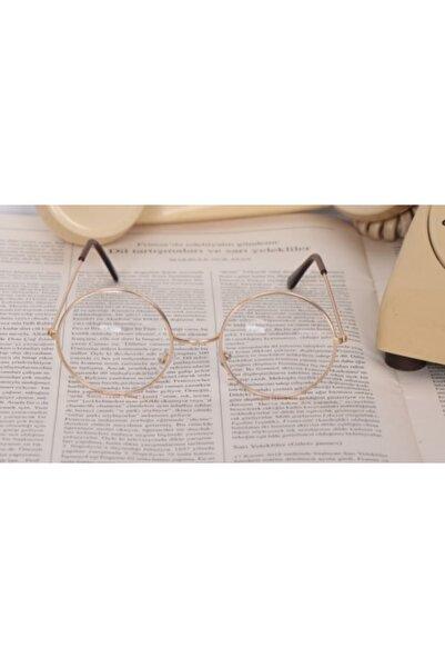 Della Pianto Organik Camlı Unisex Harry Potter Gözlük Dlp0010