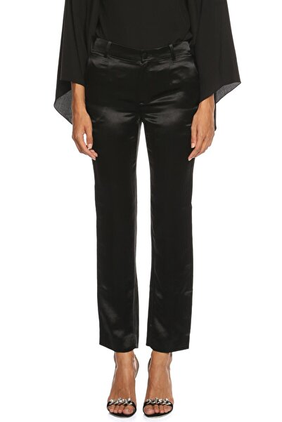 Lanvin Kadın Siyah Pantolon