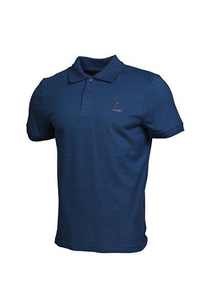 HUMMEL Erkek Spor T-Shirt - Hmllenard T-Shırt Polo S-S - M910998-7871