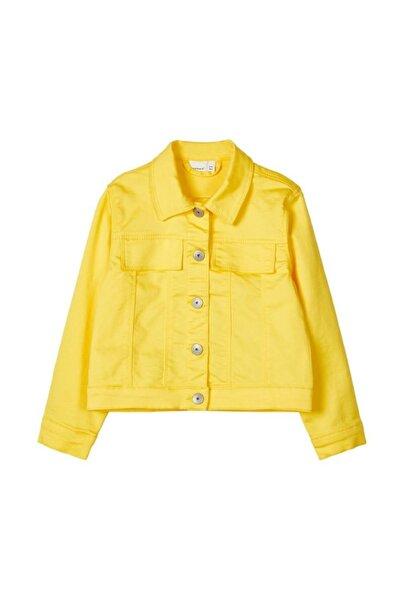 name ıt Yazlık Kız Yumuşak Kumaş Ceket