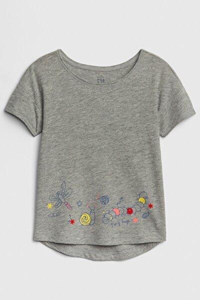 GAP Baby Bebek Baskılı T-Shirt